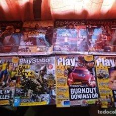 Coleccionismo de Revistas y Periódicos: REVISTAS PLAYSTATION. Lote 129442663