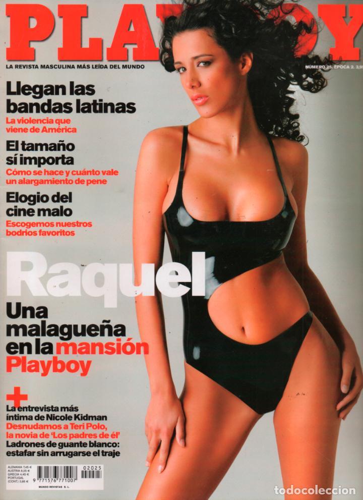 PLAYBOY Nº 26 EPOCA 2 RAQUEL, NICOLE KIDMAN, TERI POLO CARA ZAVALETA (Coleccionismo - Revistas y Periódicos Modernos (a partir de 1.940) - Otros)