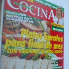 Coleccionismo de Revistas y Periódicos: COCINA SEMANAL Nº 52 DEL 28-02-1994. Lote 129729371