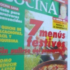 Coleccionismo de Revistas y Periódicos: COCINA SEMANAL Nº 56 DEL 28-03-1994. Lote 129729687