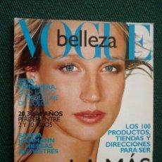 Coleccionismo de Revistas y Periódicos: SUPLEMENTO VOGUE ESPAÑA - BELLEZA -1999. Lote 129964171