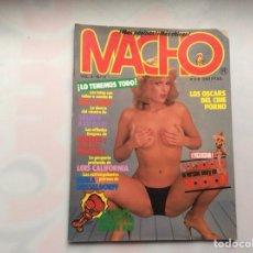 Coleccionismo de Revistas y Periódicos: MACHO VOL 4 Nº 11 ( REVISTA EROTICA DE LOS 80 ). Lote 129988495