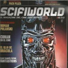 Coleccionismo de Revistas y Periódicos: SCIFIWORLD 15. Lote 130009299