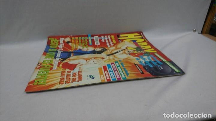 Coleccionismo de Revistas y Periódicos: REVISTA VIDEOJUEGOS HOBBY CONSOLAS AÑO 4 N°30 - Foto 2 - 130033491
