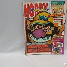 Coleccionismo de Revistas y Periódicos: REVISTA VIDEOJUEGOS HOBBY CONSOLAS AÑO 4 N° 32. Lote 130033619