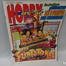 Coleccionismo de Revistas y Periódicos: REVISTA VIDEOJUEGOS HOBBY CONSOLAS AÑO 4 N°35. Lote 130033899