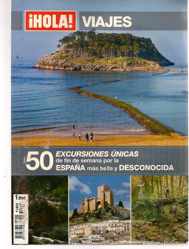 viajes fin de semana espana