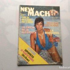 Coleccionismo de Revistas y Periódicos: NEW MACHO Nº 9 - REVISTA EROTICA DE LOS 80. Lote 130077571