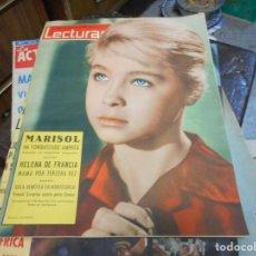 Coleccionismo de Revistas y Periódicos: MARISOL LECTURAS REVISTA. Lote 130086339