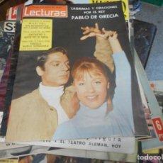 Coleccionismo de Revistas y Periódicos: MARISOL REVISTA LECTURAS. Lote 130088219