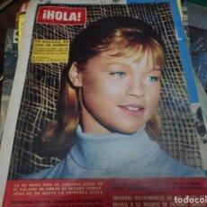 Coleccionismo de Revistas y Periódicos: MARISOL REVISTA HOLA. Lote 130088495