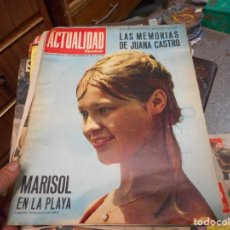 Coleccionismo de Revistas y Periódicos: MARISOL REVISTA LA ACTUALIDAD ESPAÑOLA. Lote 130088831
