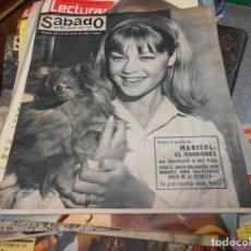Coleccionismo de Revistas y Periódicos: MARISOL REVISTA SABADO GRAFICO. Lote 130089079