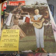 Coleccionismo de Revistas y Periódicos: MARISOL REVISTA LECTURAS. Lote 130089503