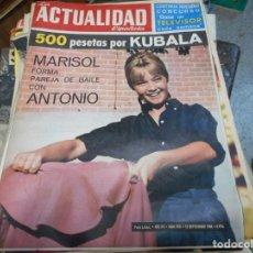 Coleccionismo de Revistas y Periódicos: MARISOL REVISTA LA ACTUALIDAD ESPAÑOLA. Lote 130089839