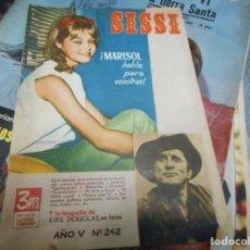 Coleccionismo de Revistas y Periódicos: MARISOL REVISTA SISSI. Lote 130090391