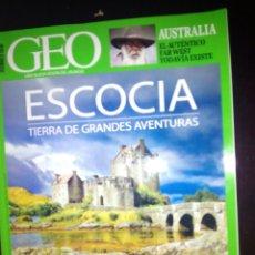 Coleccionismo de Revistas y Periódicos: REVISTA GEO N°374. 2018. Lote 130167590