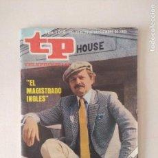 Coleccionismo de Revistas y Periódicos: REVISTA TP/TELEPROGRAMA/N'1.1016.. Lote 130259170