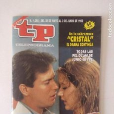 Coleccionismo de Revistas y Periódicos: REVISTA TP/TELEPROGRAMA/N'1.260.. Lote 130259462