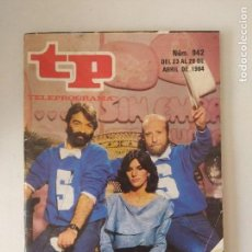 Coleccionismo de Revistas y Periódicos: REVISTA TP/TELEPROGRAMA/N'942.. Lote 130259606