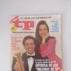 Coleccionismo de Revistas y Periódicos: REVISTA TP/TELEPROGRAMA/N'1.302.. Lote 130259718