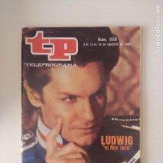 Coleccionismo de Revistas y Periódicos: REVISTA TP/TELEPROGRAMA/N'958.. Lote 130260142