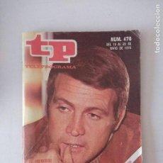 Coleccionismo de Revistas y Periódicos: REVISTA TP/TELEPROGRAMA/N'476.. Lote 130260206