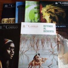 Coleccionismo de Revistas y Periódicos: EL CORREO DE LA UNESCO: AÑO 1.977: 8 REVISTAS. Lote 130263622