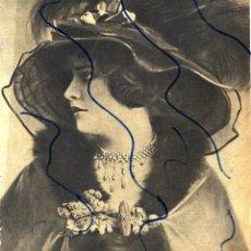 Coleccionismo de Revistas y Periódicos: LANTELME ARTISTA PARIS 1910 HOJA REVISTA. Lote 130536466