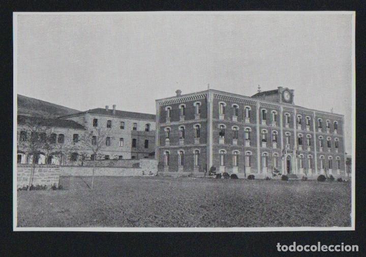 PAMPLONA. VISTA PARCIAL DEL MANICOMIO. (Coleccionismo - Revistas y Periódicos Antiguos (hasta 1.939))
