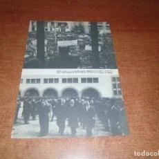 Coleccionismo de Revistas y Periódicos: RETAL 1959 TRABAJADORES DE LA ZONA DE MONFORTE DE LEMOS EN MANIFESTACIÓN DE ADHESIÓN. SOLIS VALENCIA. Lote 131076264