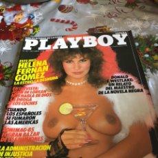Coleccionismo de Revistas y Periódicos: PLAYBOY OCTUBRE 1985 N 82. Lote 131096880