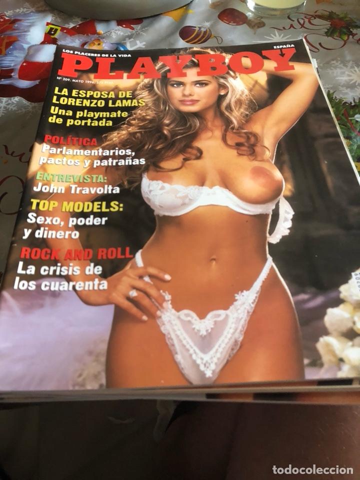 PLAYBOY MAYO 1996 N 209 (Coleccionismo - Revistas y Periódicos Modernos (a partir de 1.940) - Otros)