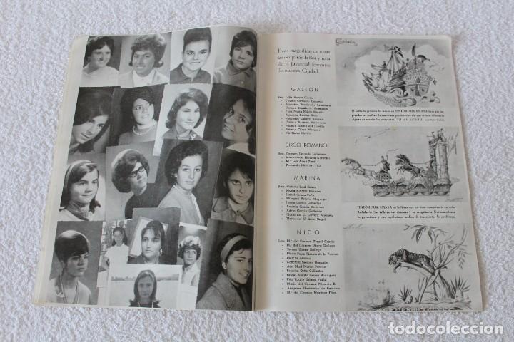 Coleccionismo de Revistas y Periódicos: REVISTA BATALLA (CADIZ) FIESTAS TIPICAS GADITANAS 1962: MARISOL, LOLITA SEVILLA, CONCHITA VELASCO... - Foto 5 - 131149208