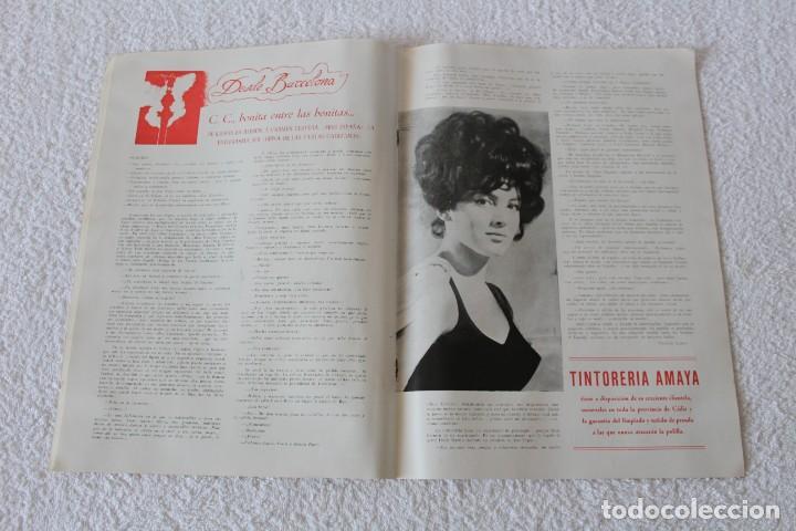 Coleccionismo de Revistas y Periódicos: REVISTA BATALLA (CADIZ) FIESTAS TIPICAS GADITANAS 1962: MARISOL, LOLITA SEVILLA, CONCHITA VELASCO... - Foto 6 - 131149208