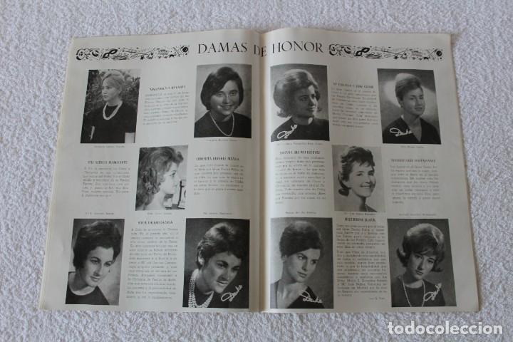Coleccionismo de Revistas y Periódicos: REVISTA BATALLA (CADIZ) FIESTAS TIPICAS GADITANAS 1962: MARISOL, LOLITA SEVILLA, CONCHITA VELASCO... - Foto 10 - 131149208