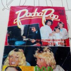 Coleccionismo de Revistas y Periódicos: REVISTA PACHA POP N'2 AÑOS 80. Lote 131293743