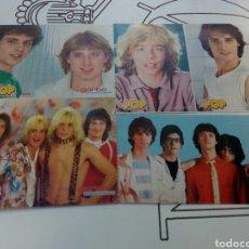 Coleccionismo de Revistas y Periódicos: PEGATINAS REVISTA SUPER POP AÑOS 80. Lote 131358719