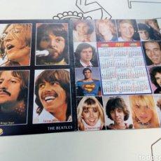 Coleccionismo de Revistas y Periódicos: PEGATINAS REVISTA SUPER POP AÑOS 80, SIN USAR. Lote 131359155