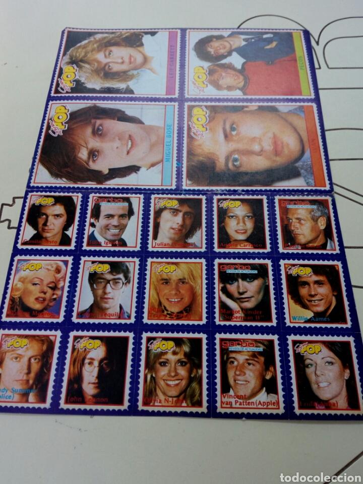 Coleccionismo de Revistas y Periódicos: Pegatinas revista super pop años 80,sin usar - Foto 3 - 131359614