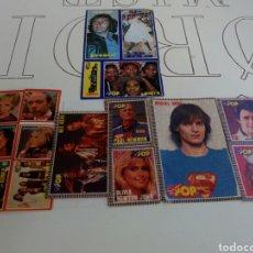 Coleccionismo de Revistas y Periódicos: PEGATINAS REVISTA SUPER POP AÑOS 80. Lote 131362638