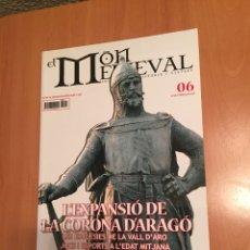 Coleccionismo de Revistas y Periódicos: REVISTA EL MÓN MEDIEVAL NÚMERO 6 EN CATALÀ 2008 TERCERA EDICIÓ EDICIÓN 2009. Lote 131420077