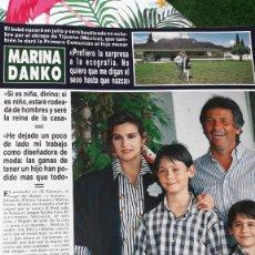 Coleccionismo de Revistas y Periódicos: MARINA DANKO PALOMO LINARES . Lote 131537850