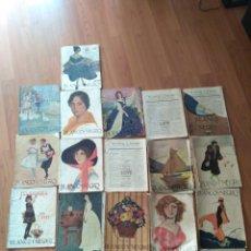 Coleccionismo de Revistas y Periódicos: REVISTAS BLANCO Y NEGRO, AÑO 1922. PREGUNTAR POR LOTE. Lote 131565765