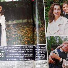 Coleccionismo de Revistas y Periódicos: CARMEN MARTINEZ BORDIU ROSSI ARROZ Y LEGUMBRES SOS. Lote 179342437