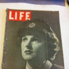 Coleccionismo de Revistas y Periódicos: LIFE - JANUARY 1942. Lote 131698566