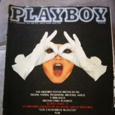Coleccionismo de Revistas y Periódicos: REVISTA PLAYBOY,FEBRERO 1979. Lote 131734277