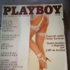 Coleccionismo de Revistas y Periódicos: REVISTA PLAYBOY. Lote 131737910