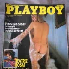 Coleccionismo de Revistas y Periódicos: REVISTA PLAYBOY,FEBRERO 1987. Lote 131741670