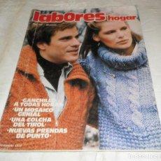 Sammeln von Zeitschriften und Zeitungen - labores del hogar noviembre 1978 va con los patrones - 131750866